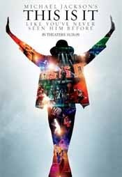 Michael Jackson's This Is It movie poster