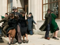 A scene from Public Enemies