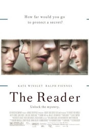 The Reader movie poster