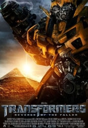 Transformers: Year of the Fallen movie poster