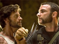 Hugh Jackman and Liev Schreiber in X-Men Origins: Wolverine