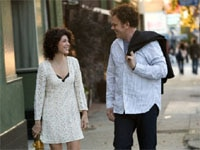 Marisa Tomei and John C. Reilly in Cyrus