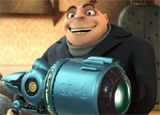 Steve Carell is the voice of Gru in Despicable Me