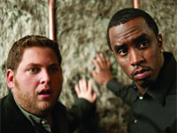 "Jonah Hill Sean ""P Diddy"" Combs in Get Him to the Greek"