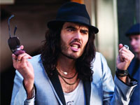 Russel Brand in Get Him to the Greek