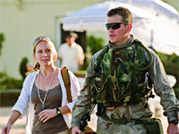 Amy Ryan and Matt Damon in Green Zone
