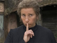 Emma Thompson in Nanny McPhee Returns