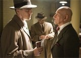 Leonardo DiCaprio, Mark Ruffalo and Sir Ben Kingsley in Shutter Island