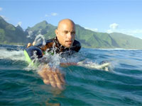 Kelly Slater in The Ultimate Wave Tahiti 3D