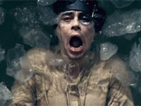 Benicio Del Toro in The Wolfman