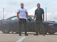 Vin Diesel and Paul Walker in Fast Five