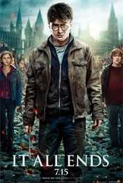 Harry Potter and the Deathly Hallows: Part 2 movie poster