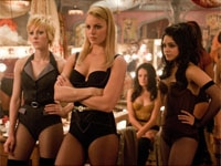 Jena Malone, Abbie Cornish and Vanessa Hudgens in Sucker Punch
