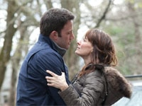 Ben Affleck and Rosemarie DeWitt in The Company Men