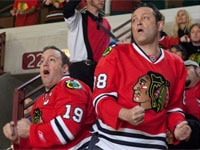 Kevin James and Vince Vaughn in The Dilemma