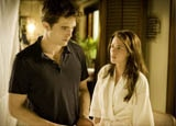 Robert Pattinson and Kristen Stewart in The Twilight Saga: Breaking Dawn - Part 1