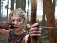Rosamund Pike in Wrath of the Titans