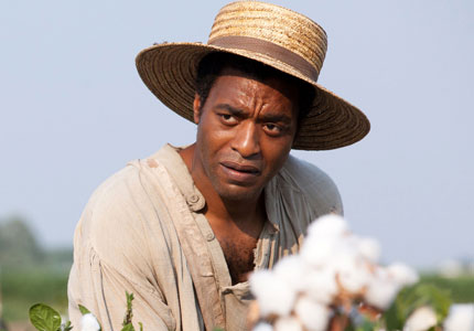Chiwetel Ejiofor stars as Solomon Northup in 12 Years a Slave, one of GAYOT's Top 10 Films of 2013