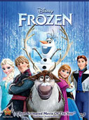 Kristen Bell, Idina Menzel and Jonathan Groff voice the main characters in Frozen, one of GAYOT's Top 10 Films of 2013