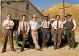 Gangster Squad delves into the criminal underworld of late 1940s Los Angeles