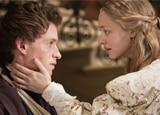 Eddie Redmayne and Amanda Seyfried in Les Miserables, one of our Top 10 Films of 2012