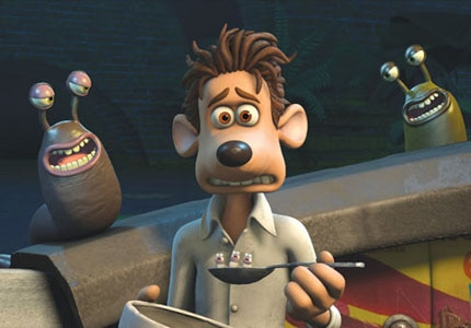 Flushed Away, one of GAYOT's Top Kids Movies