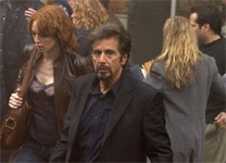 "Al Pacino and Alicia Witt in ""88 Minutes"""