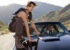 Michelle Rodriguez in Furious 7, one of GAYOT's Top 10 Action Movies