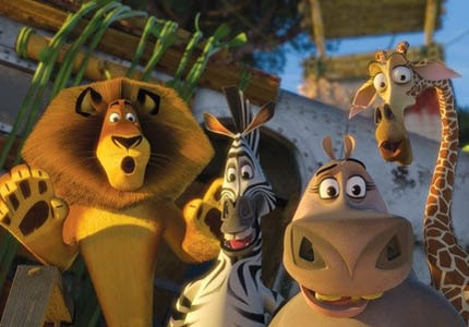 Read our review of Madagascar: Escape 2 Africa on GAYOT.com