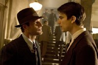 Josh Hartnett and Aaron Eckhart in The Black Dahlia