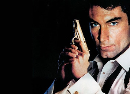 Timothy Dalton as James Bond in Licence to Kill