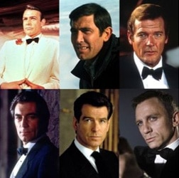 Top 10 James Bond Movies