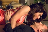 Caterina Murino and Daniel Craig in Casino Royale