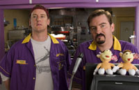 Brian O'Halloran and Jeff Anderson in Clerks II