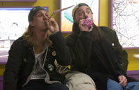 Jason Mewes and Kevin Smith in Clerks II