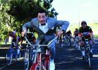Paul Reubens in Pee-wee's Big Adventure, one of GAYOT's Top 10 Cult Films