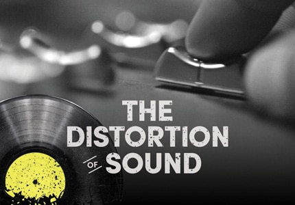 The Distortion of Sound features interviews with recording artists and producers on the subject of sound quality in today's music