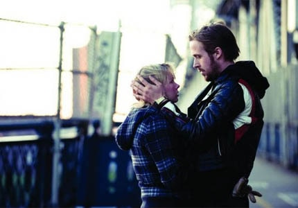 Read our review of Blue Valentine, starring Michelle Williams and Ryan Gosling