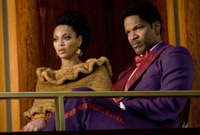 Jamie Foxx and Beyoncé Knowles in Dreamgirls
