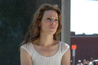 Lili Taylor in Factotum