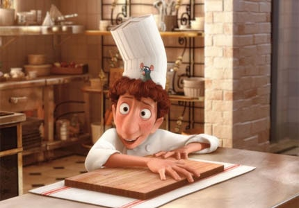 Read our review of Ratatouille on GAYOT.com
