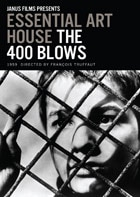 The 400 Blows, a semi-autobiographical masterpiece of New Wave Cinema