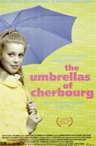 Director Jacques Demy' described The Umbrellas of Cherbourg as a 'film in song'