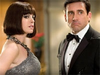 "Anne Hathaway and Steve Carell in ""Get Smart"""