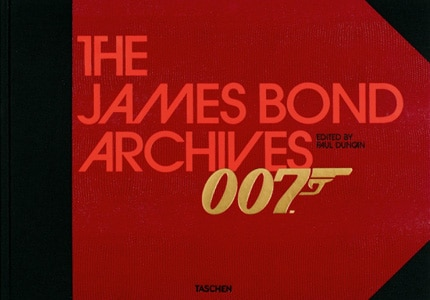 The James Bond Archives gives a behind-the-scenes look into the world of 007