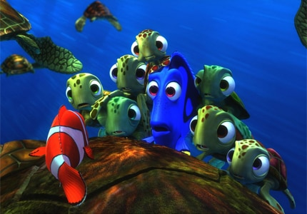 Take the family on a trip under the sea with Finding Nemo 3D, one of GAYOT's Top 10 Kids Movies