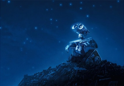 WALL-E, one of GAYOT's Top 10 Kids Movies