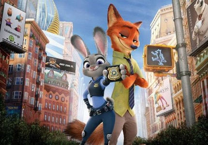 Zootopia, one of GAYOT's Top 10 Kids Movies