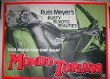 Mondo Topless, one of GAYOT's Top 10 Sexy Movies