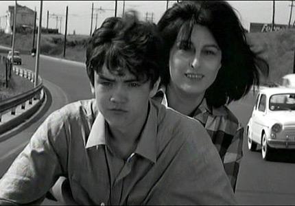 Anna Magnani in Pasolini's Mamma Roma